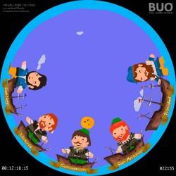 """""""Magallanes y Elcano"""". Película Infantil para planetarios digitales."""